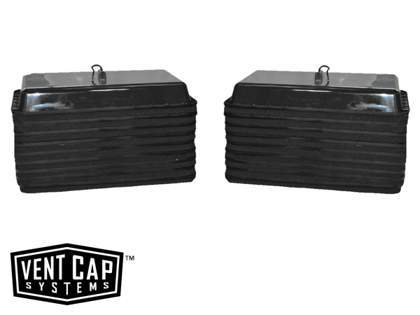 "The ""20 PACK"" - Vent Cap Systems - Home Performance - Duct Leakage Testiing Products"
