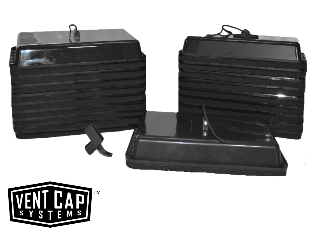 "The ""DET Combo"" - Vent Cap Systems - Home Performance - Duct Leakage Testiing Products"