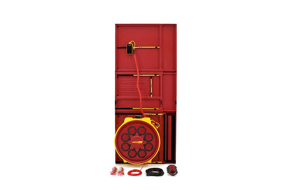 US5110 - Retrotec Blower Door | 5000 Series | Hard Panel - Vent Cap Systems - Home Performance - Duct Leakage Testiing Products