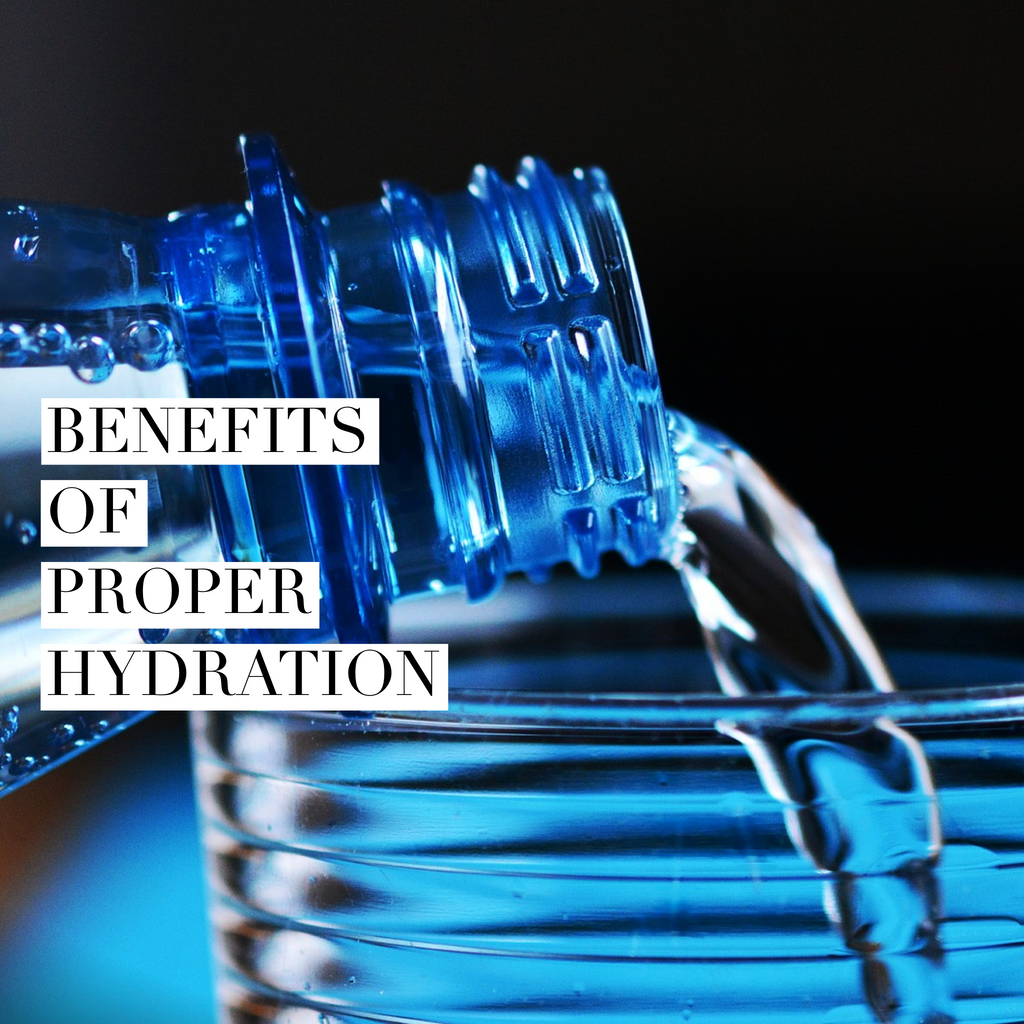 The benefits of proper hydration