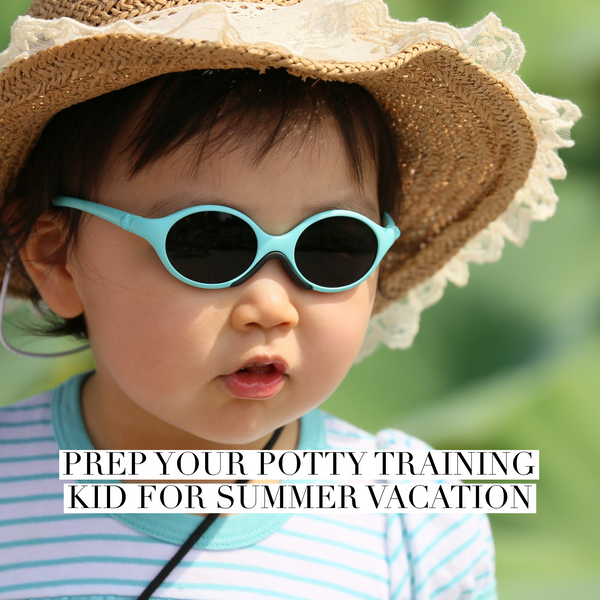 Prepping your potty training kid for summer vacation