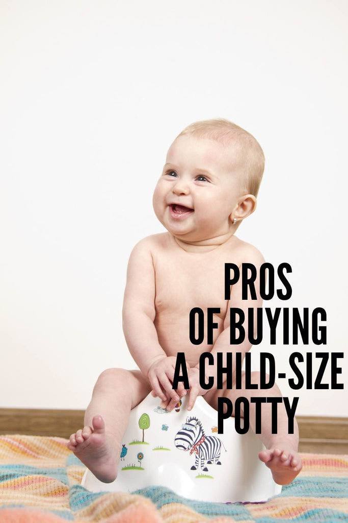 Why you should consider buying a child-size potty