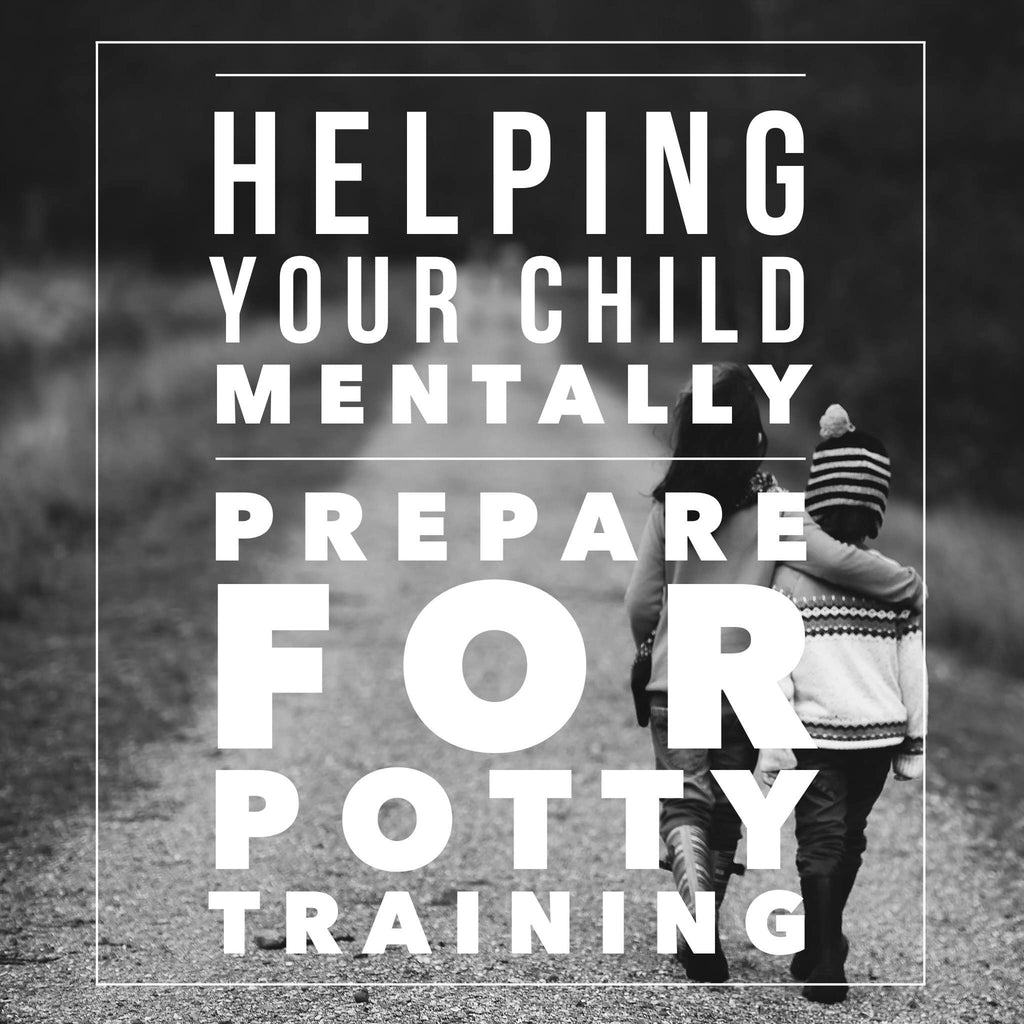 3 Ways to help your child mentally prepare for potty training