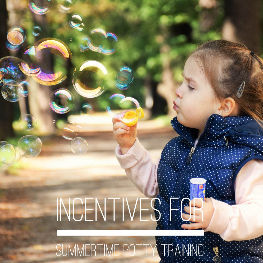 10 Incentives for summertime potty training