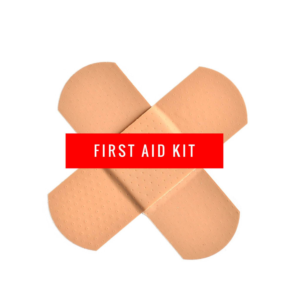 10 Must-have items in your bathroom first aid kit