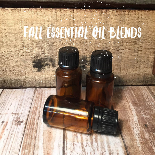 Essential oil blends perfect for fall your child will love