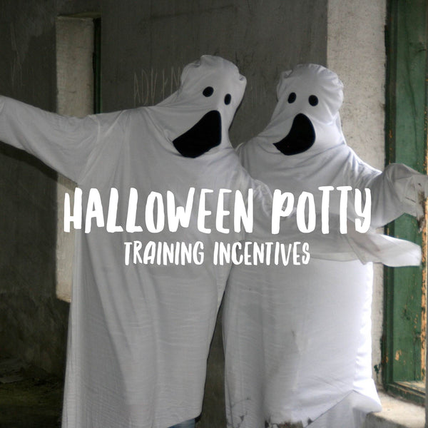 Halloween potty training incentives