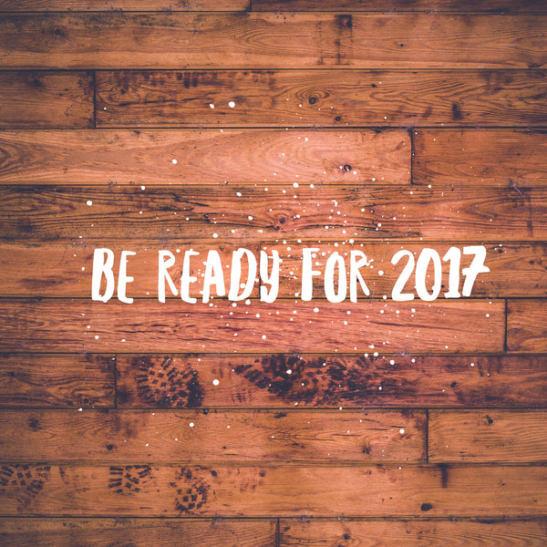 These blog posts will help you be ready for 2017