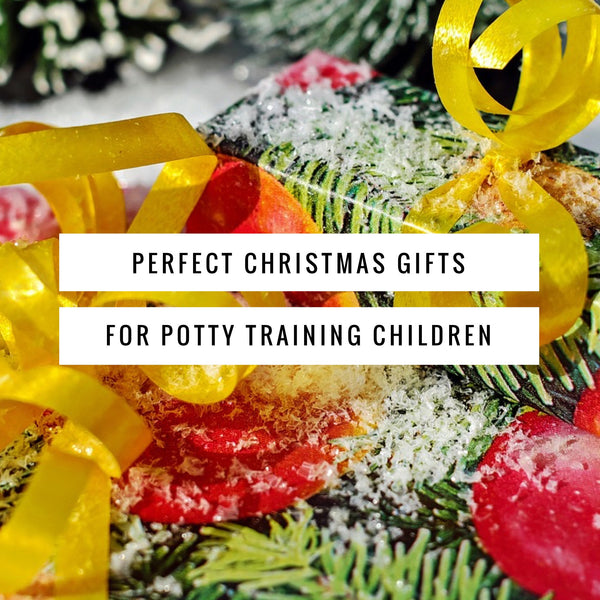 Perfect Christmas gifts for potty training children