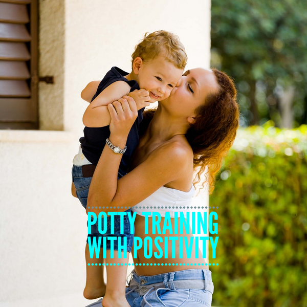 A Quick Guide to Toilet Training Your Child with Positive Reinforcements