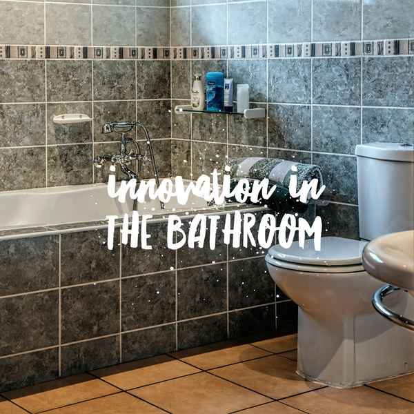 Innovation in the bathroom means safety and cleanliness