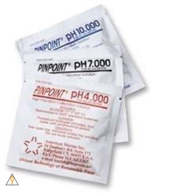 Pinpoint pH Calibration Fluid Packet - American Marine