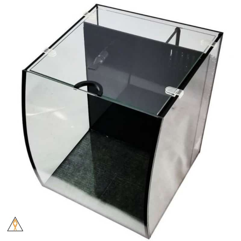 All-in-one aquarium All-In-One Curved Nano Aquarium