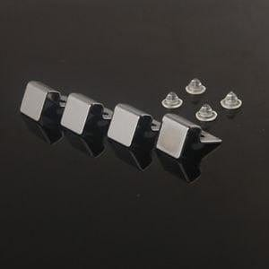 Aquarium Accessory 4mm Stainless Steel Aquarium Cover Brackets - ALA