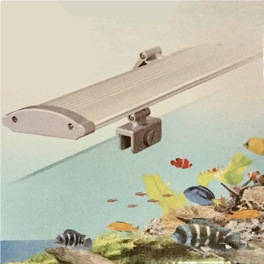 Aquarium LED Light Clip-on LED for Planted Aquariums - Ista