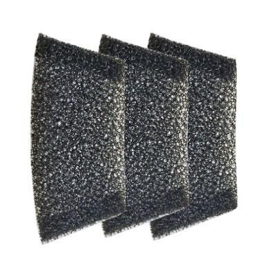 Aquarium Pump Screen LOOP eFlux Wave Pump Prefilter Foam Guard 3-Pack - Current USA