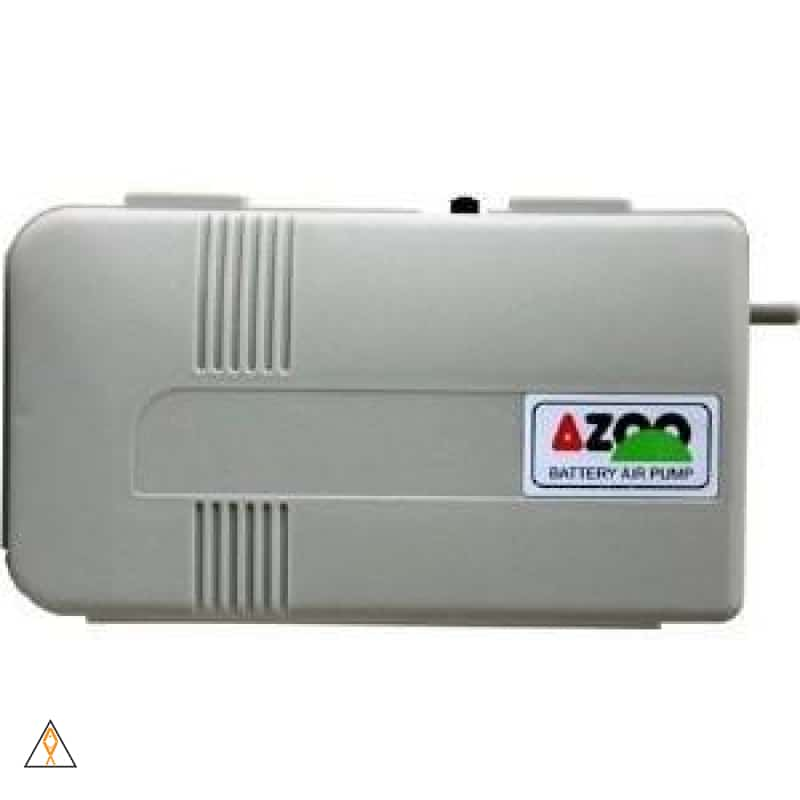 Battery Powered Air Pump - Azoo