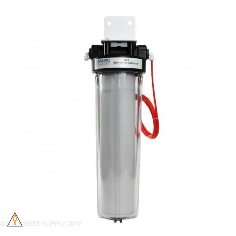 Reverse Osmosis / Deionization Water Filter Unit Reverse Osmosis Chloramines Monster