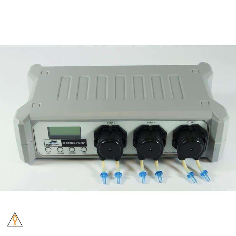 Dosing Pumps T11 Master (3 Channels) Programmable Dosing Pump - Bubble-Magus