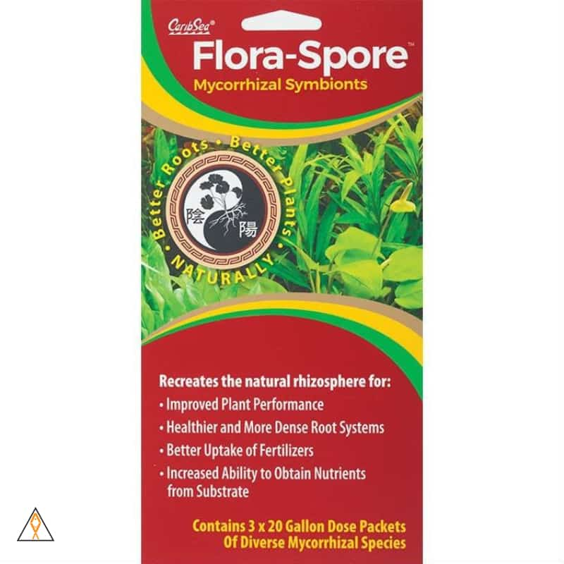Flora-Spore Mycorrhizal Substrate Additive - CaribSea