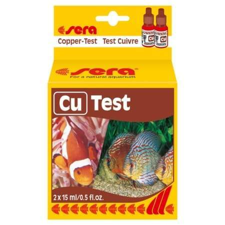 Copper Test Kit Copper (Cu) Test - Sera