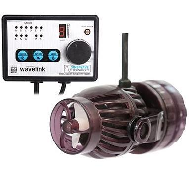 DC Aquarium Wavemaker Pump Wavelink All-In-One Wavemaker Powerhead - Innovative Marine