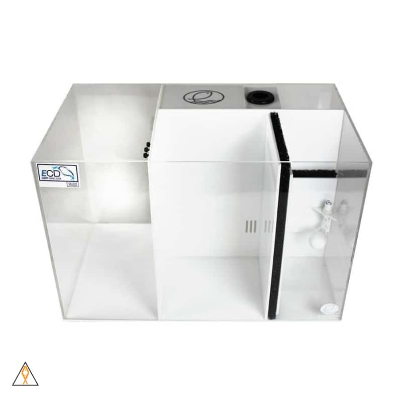 Acrylic Sump Advanced Refugium Sump - Eshopps
