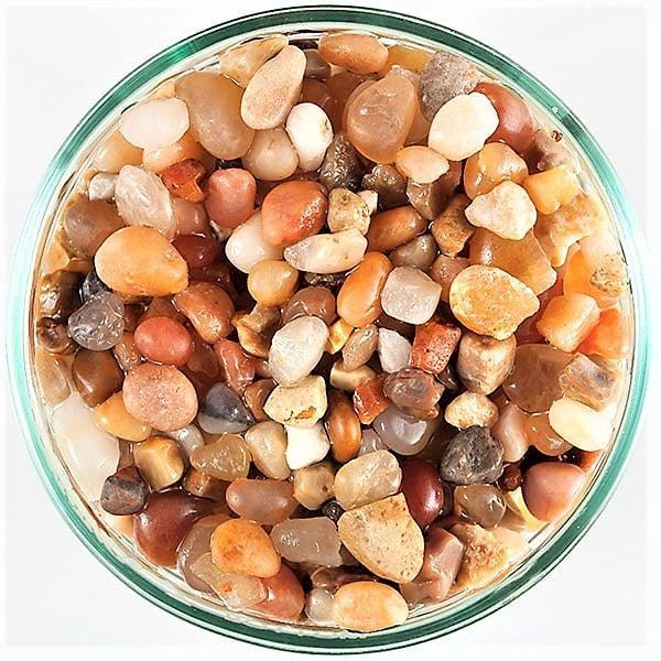 Freshwater Aquarium Gravel Super Naturals Gemstone Creek Aquarium Gravel - CaribSea
