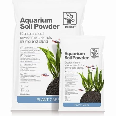 Freshwater Planting Soil Planted Aquarium Soil Powder - Tropica