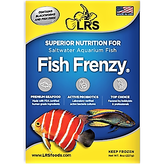Frozen Aquarium Food Fish Frenzy - LRS