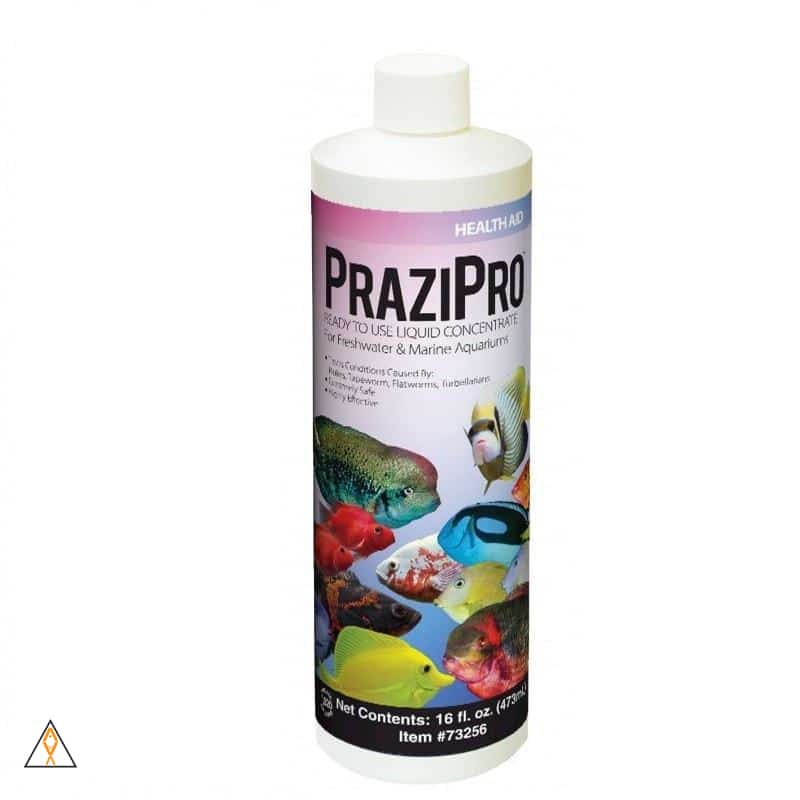 PraziPro Aquarium Medication - Hikari