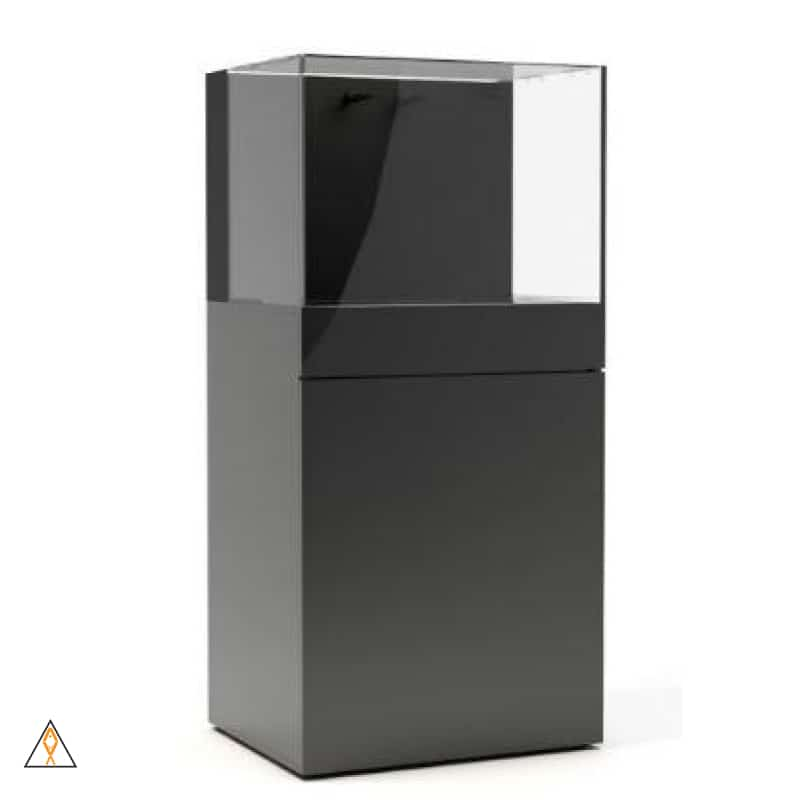 Gloss Black JBJ 45 Aquarium Cabinet Stand