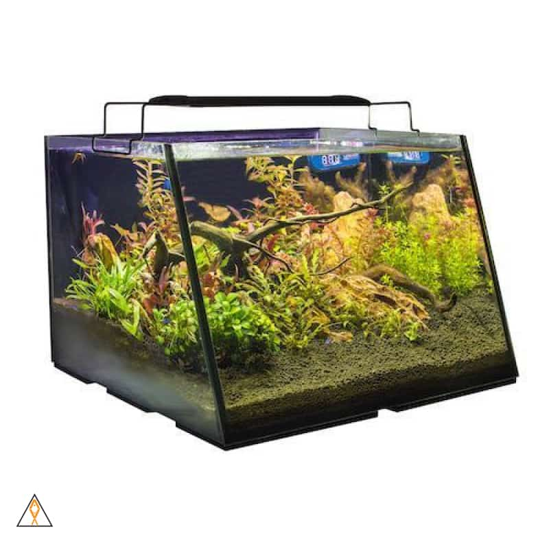 Full View Nano Aquarium Kit Full View Aquarium - Lifegard Aquatics