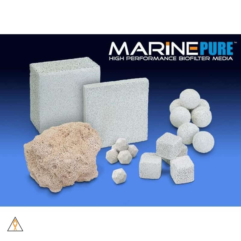 Aquarium Filter Media High Performance Ceramic Biofilter Media - Marinepure