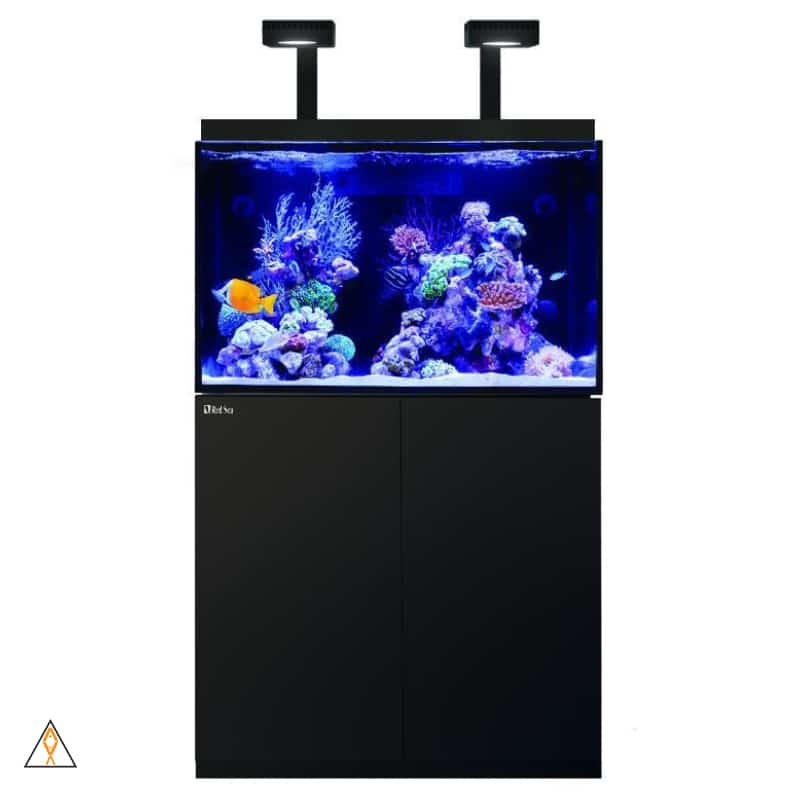 All-in-one reef aquarium Black MAX-E 260 LED Complete Reef Aquarium System (69 GAL) - Red Sea