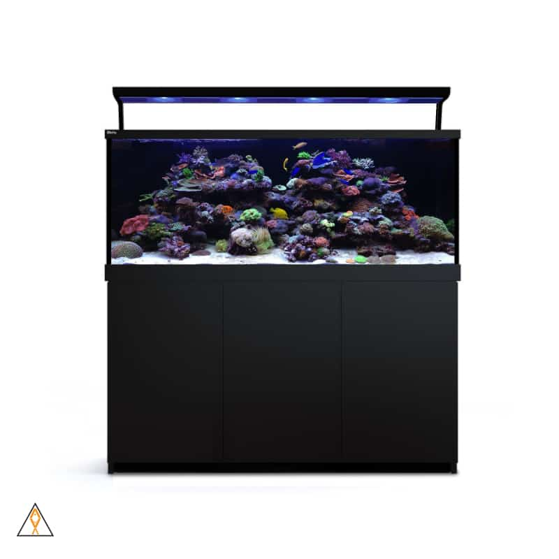 All-in-one reef aquarium Black MAX-S 650 LED Complete Reef Aquarium System (175 GAL) - Red Sea