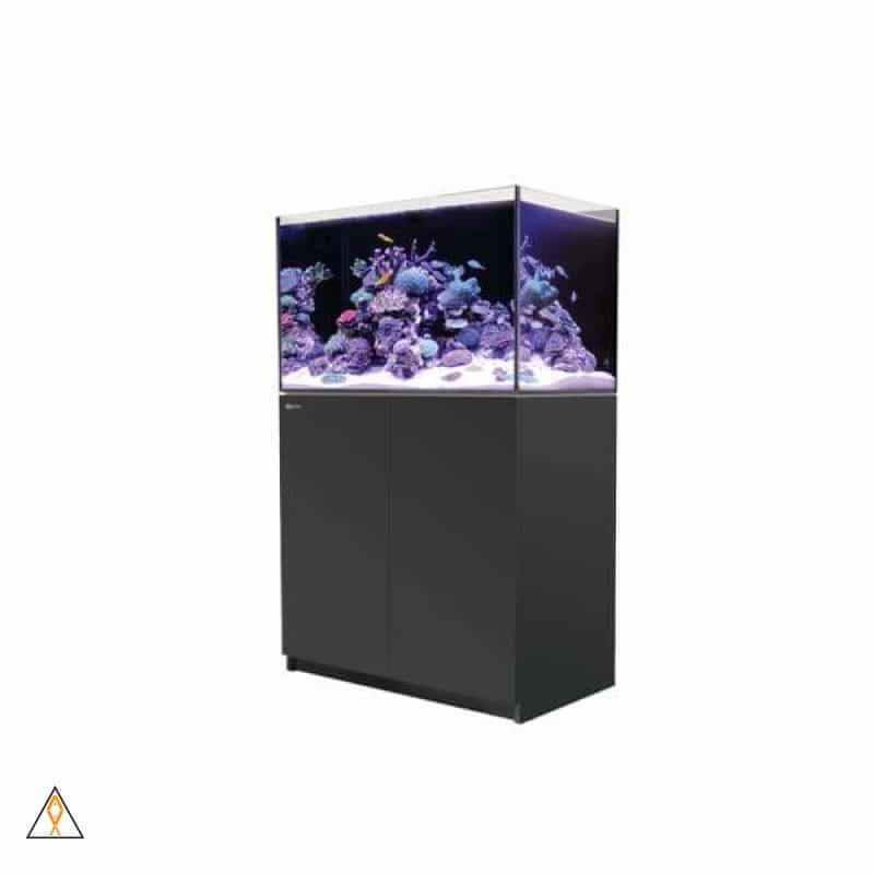 Aquarium System Black REEFER 250 Aquarium System (54 GAL) - Red Sea