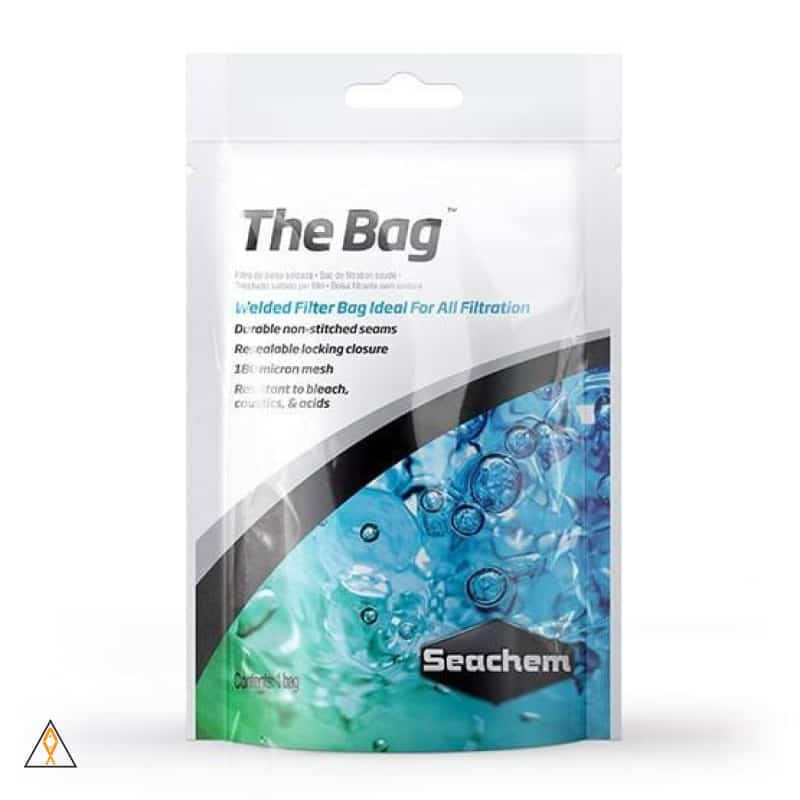 The Bag Filter Media Bag - Seachem | Aqua Lab Aquaria