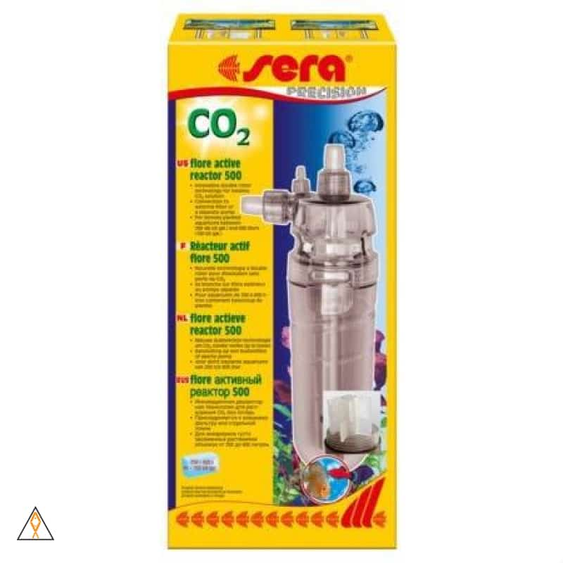 500 Flore CO2 Active Reactor - Sera