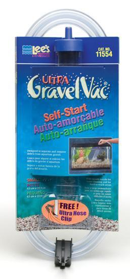 Substrate Siphon Vacuum Tube Aquatic Ultra GravelVac Wide Nozzle - Lee's Aquatics