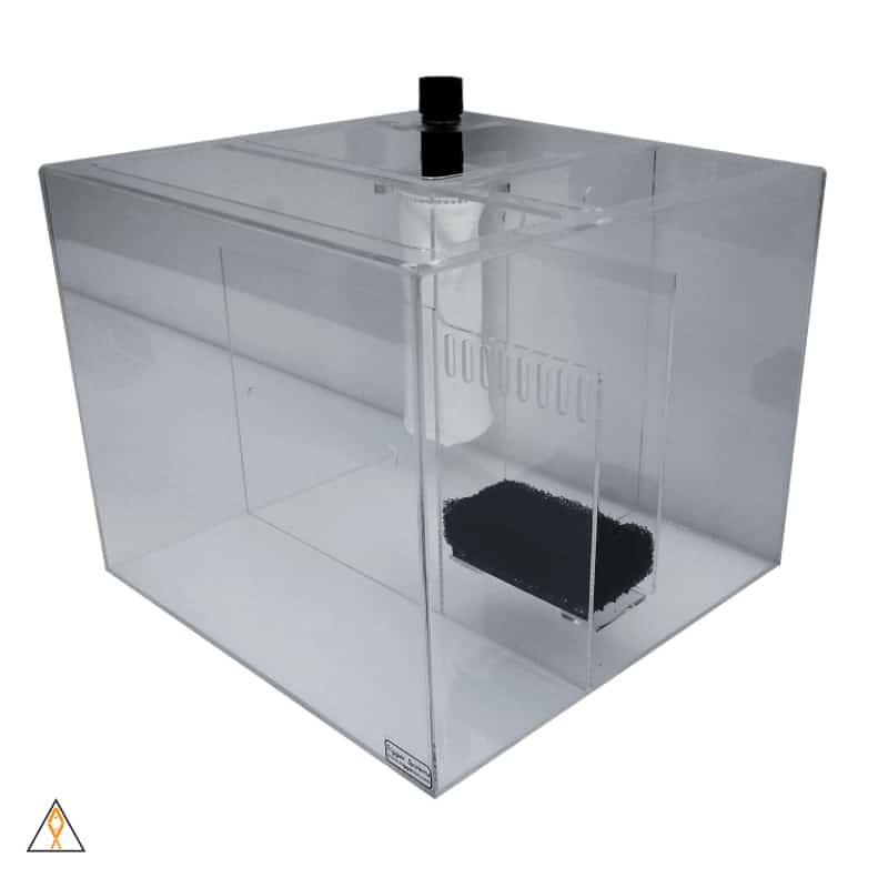 "Acrylic Sump Cube Sump, 18"" - Trigger Systems"