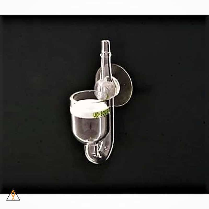 Glass CO2 Diffuser D-526 Glass CO2 Diffuser - UP Aqua