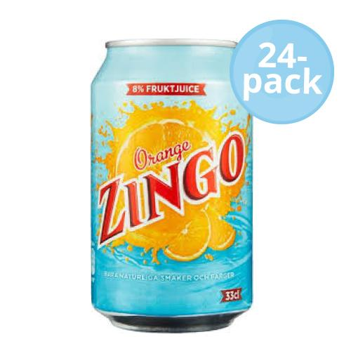 Zingo Orange 33cl x24
