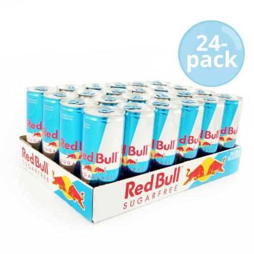 Red Bull Sockerfri