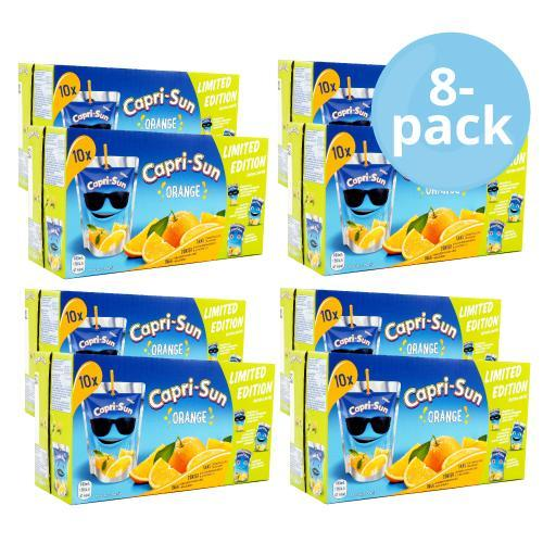 Capri sun Orange 8 x 10-pack