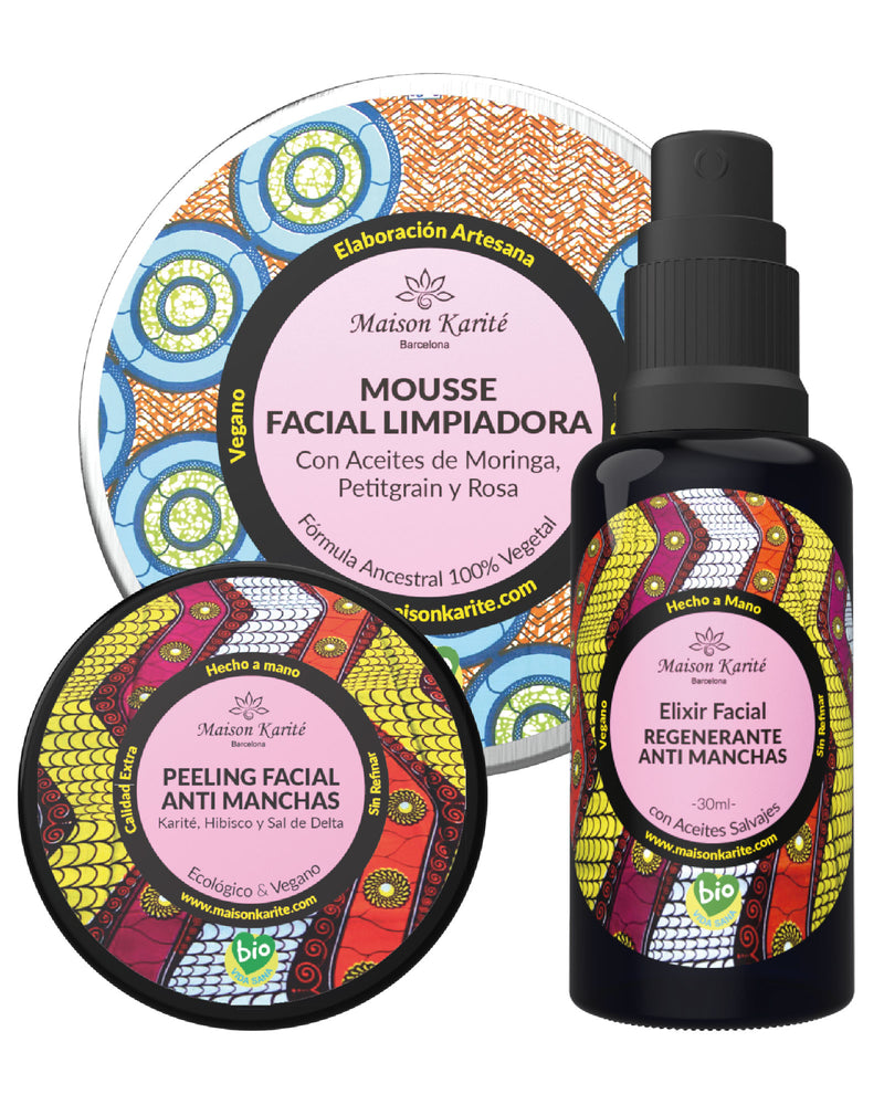 Pack Facial FlowerPower
