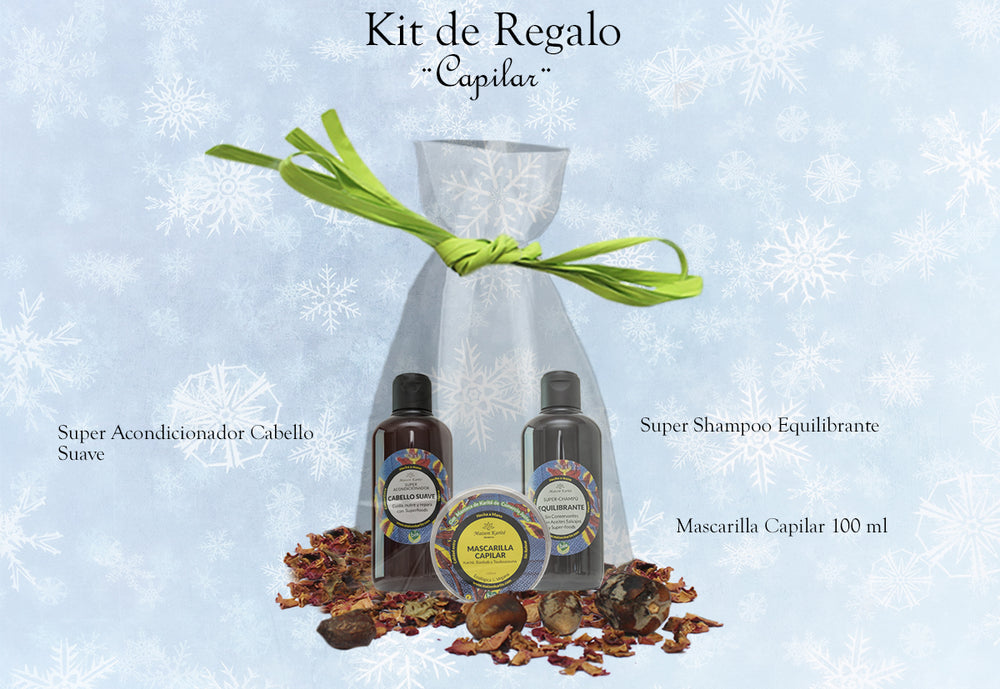 Kit de Regalo Capilar