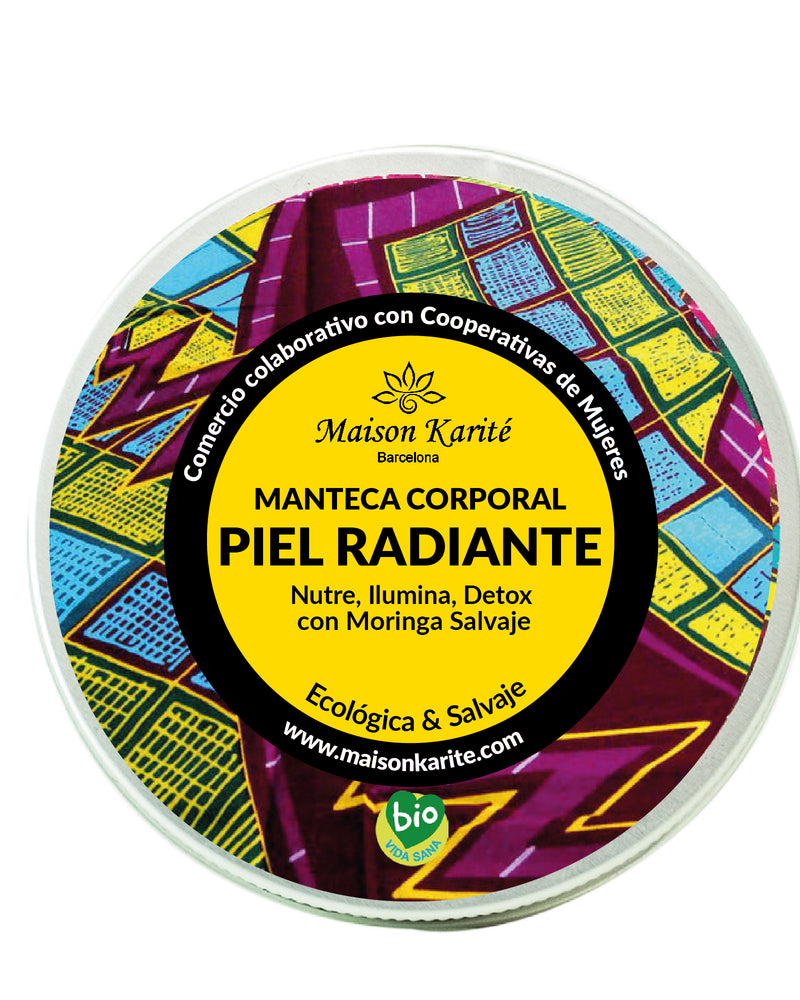 Radiant Skin Body Butter