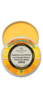 Manteca Outdoor SPF20