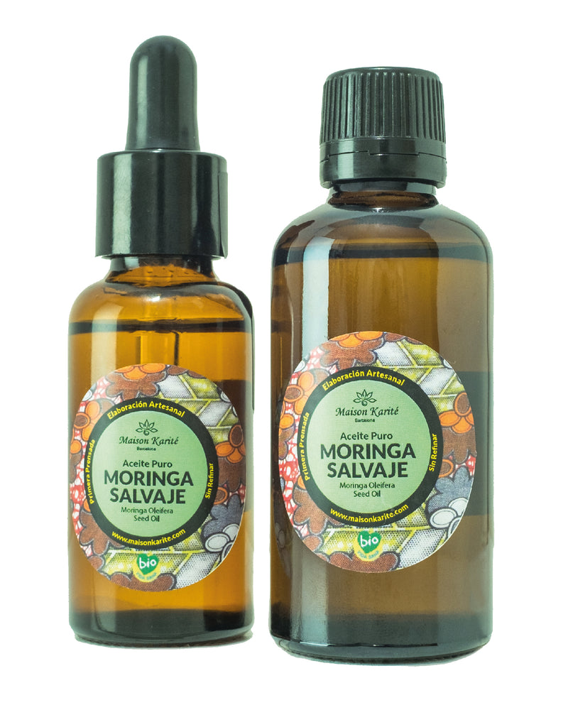 Pure Wild Moringa Oil